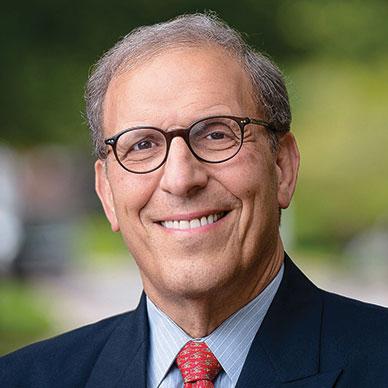 BABSON PRESIDENT EMERITUS / HARVARD BUSINESS SCHOOL PROFESSOR LEN SCHLESINGER
